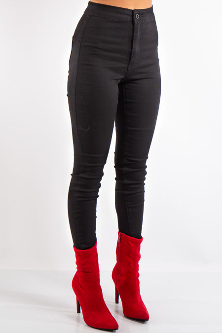Jenna Black Denim High Waist Jeans