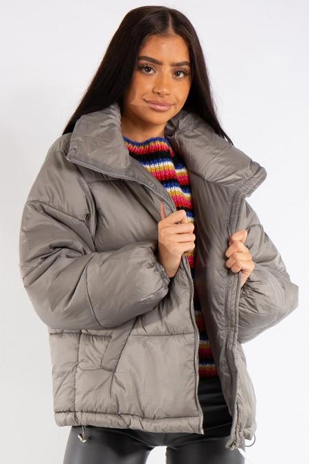 Anna Grey Super Soft Puffer Jacket