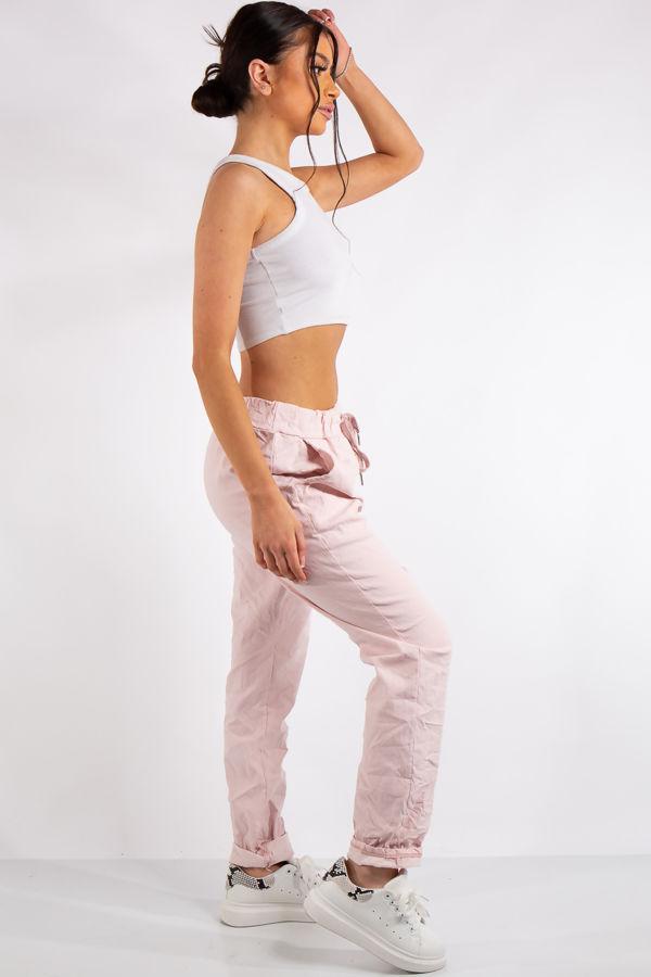 Reagan Pink Magic Comfy Trousers Joggers