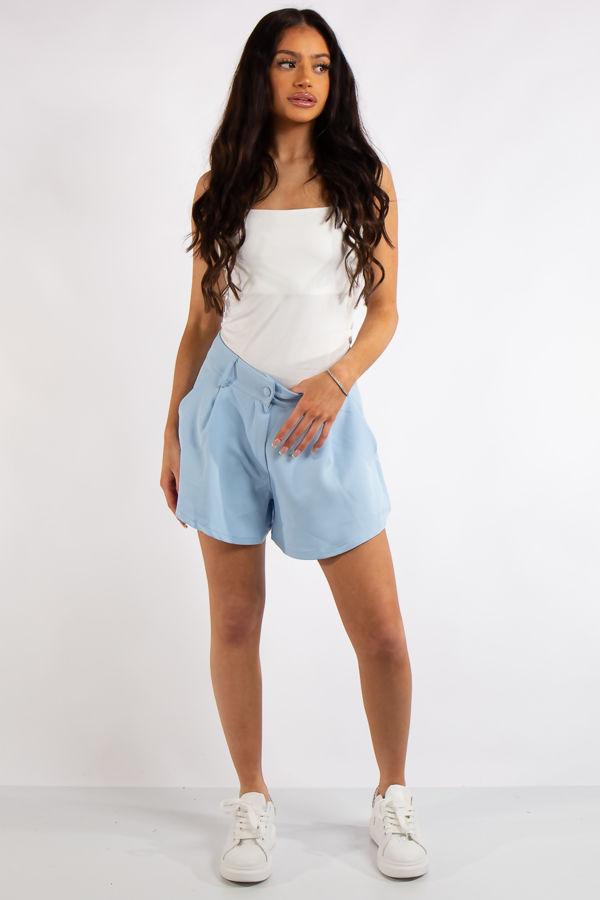 Ruby White Slinky Super Soft Strappy Bodysuit